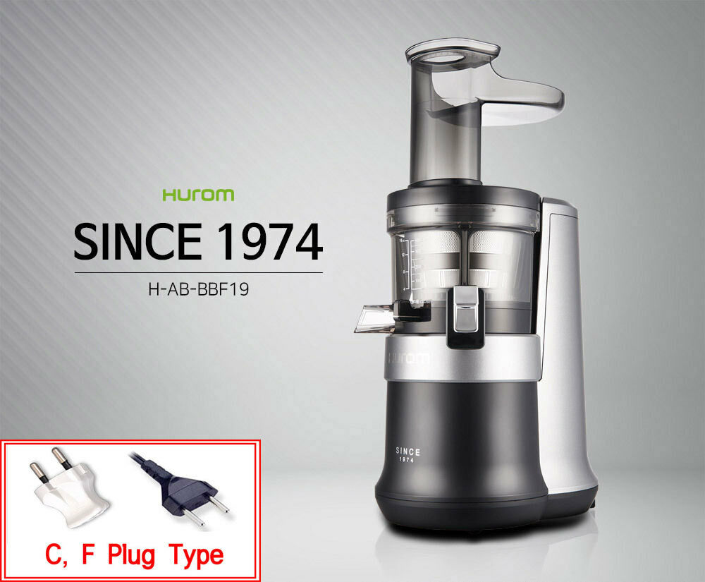 Nouveau HUROM ALPHA PLUS H-AB-BBF19 Fresh Juice Extractor 220 V