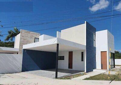 Casa en Venta Lista Para Habitar en Cholul al Norte de Mérida