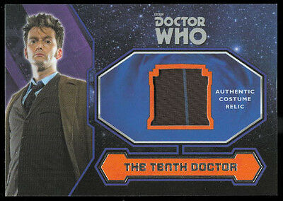 Topps 2015 Doctor Who Costume Relic Tenth Doctor