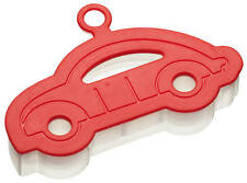 Kitchencraft Car Shape Kids Biscuit/Cookie Cutter. Boys Parties, Easy to Use.