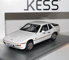 KESS Scale Models, Porsche 924 LE MANS, 1980, Sondermodell alpinweiß, 1/43