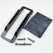1 Stück KLICKfix 0845H Kupplung für Körbe und Boxen schwarz