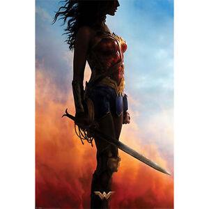 Wonder-Woman-Teaser-POSTER-61x91cm-NEW-Gal-Gadot