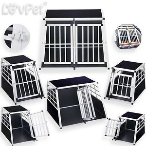 hundebox transportbox alubox box hundetransportbox. Black Bedroom Furniture Sets. Home Design Ideas
