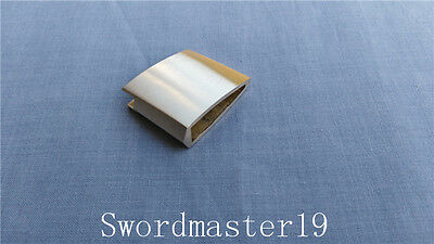3 35 mm Grado Superior Latón habaki Saya manga para 35 mm Ancho Espada Katana Japonesa