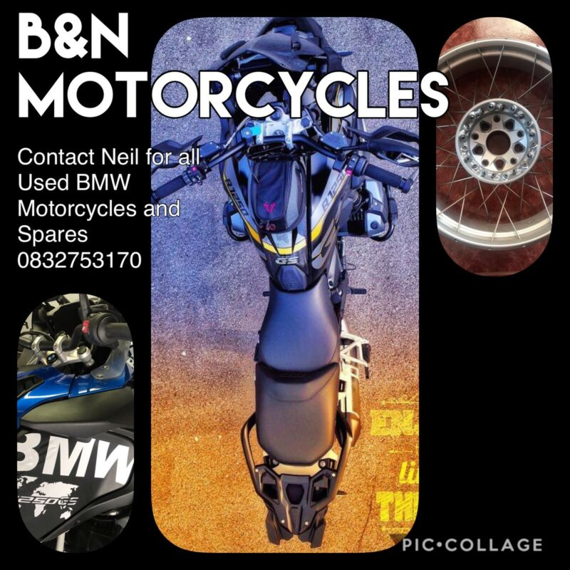 BMW Motorcycles and Spares!!!