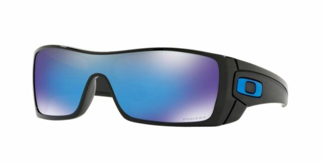 Oakley BATWOLF OO9101-58 Prizm Sports Surfing Skate Cycling Golf Ski Sunglasses