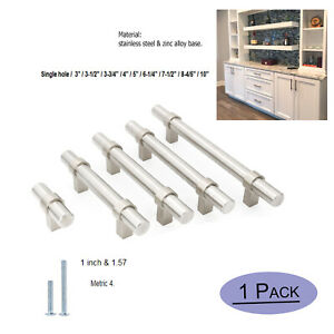 Brushed-Nickel-Cabinet-Handles-Pull-KItchen-Drawer-Pulls-Modern-Cabinet-Hardware