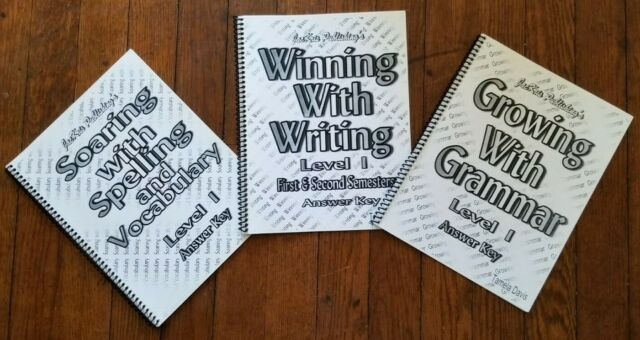Winning With Writing, Growing with Grammar, Soaring with ...