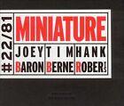 Miniature by Tim Berne/Joey Baron (CD, Oct-2002, Winter & Winter)