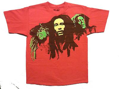 BOB MARLEY T-shirt Rasta Reggae Legend Tee 100/% Cotton Men L-3XL Black New
