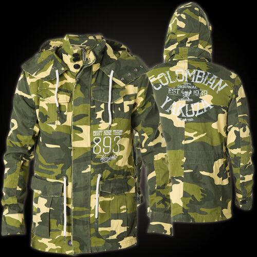 8043 Colombian Jb Military Camouflage Camouflage Jacke Yakuza yellow npq4Iq