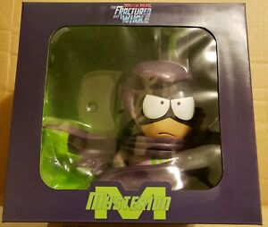 "Mysterion 7/"" Vinyl Figure Kidrobot South Park The Fractured But Whole"