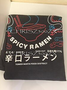 e26d7fcedf7 Destiny 2 Spicy Ramen Shop North Tower Food District Tee T-Shirt ...