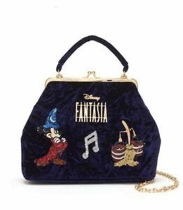 Disney Store Fantasia Crossbody Bag Exclusive 80th Anniversary Edition