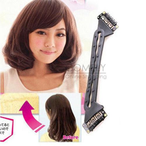 Women BOB Hair Clip Stick Short Hairstyle Bun Maker Braid Salon Styling Tool HOT