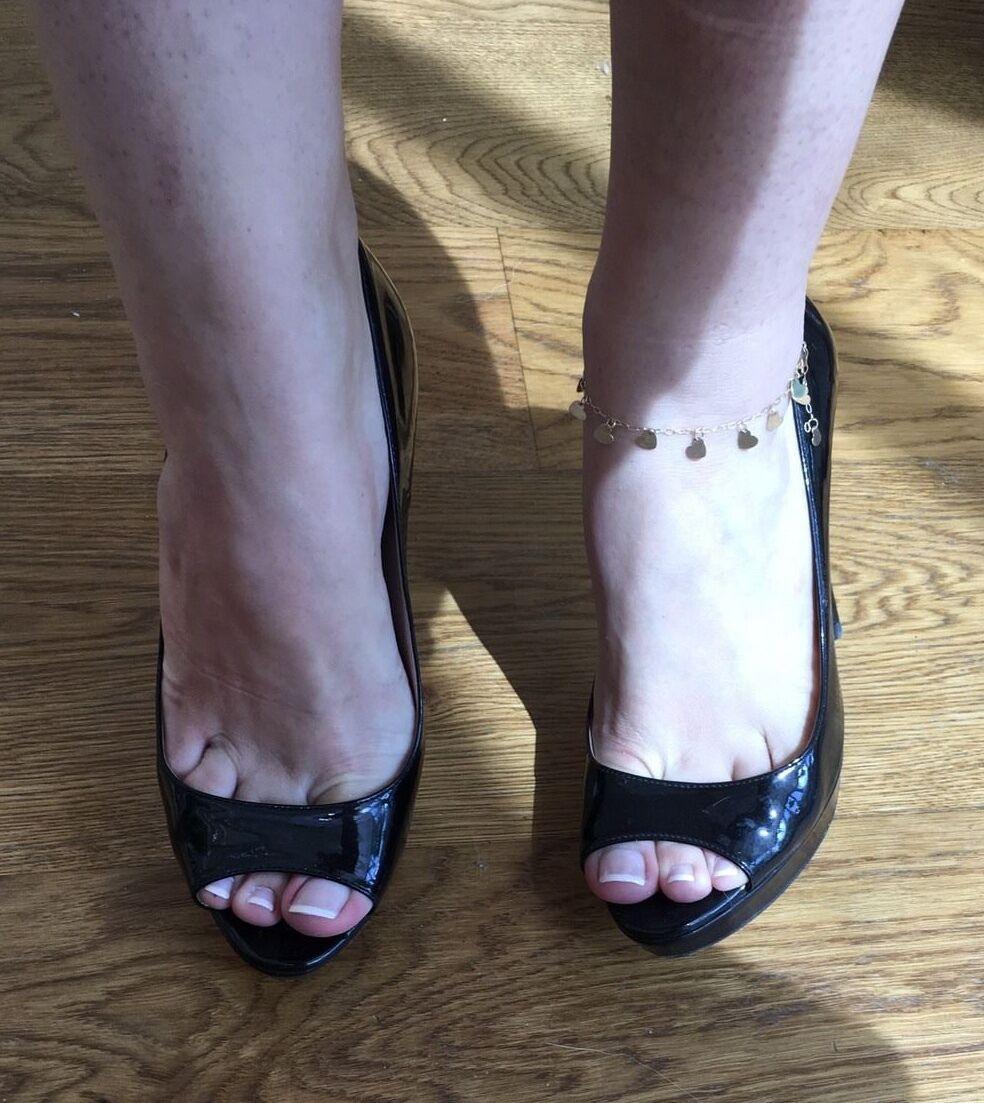 Miu Miu Peep Toes Charol Negro De De De Salón Con Plataforma Zapatos Talla 36 UK 3 nos 6  en venta en línea