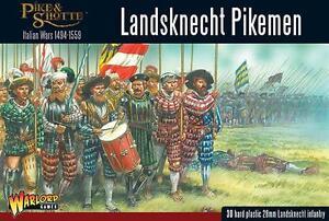 Landsknecht-Pikeniere-Spiess-amp-Shotte-Warlord-Games-Jetzt