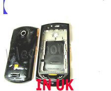 For Samsung S5620 Monte Fascia Housing Back Battery Cover Case Repair Part Black