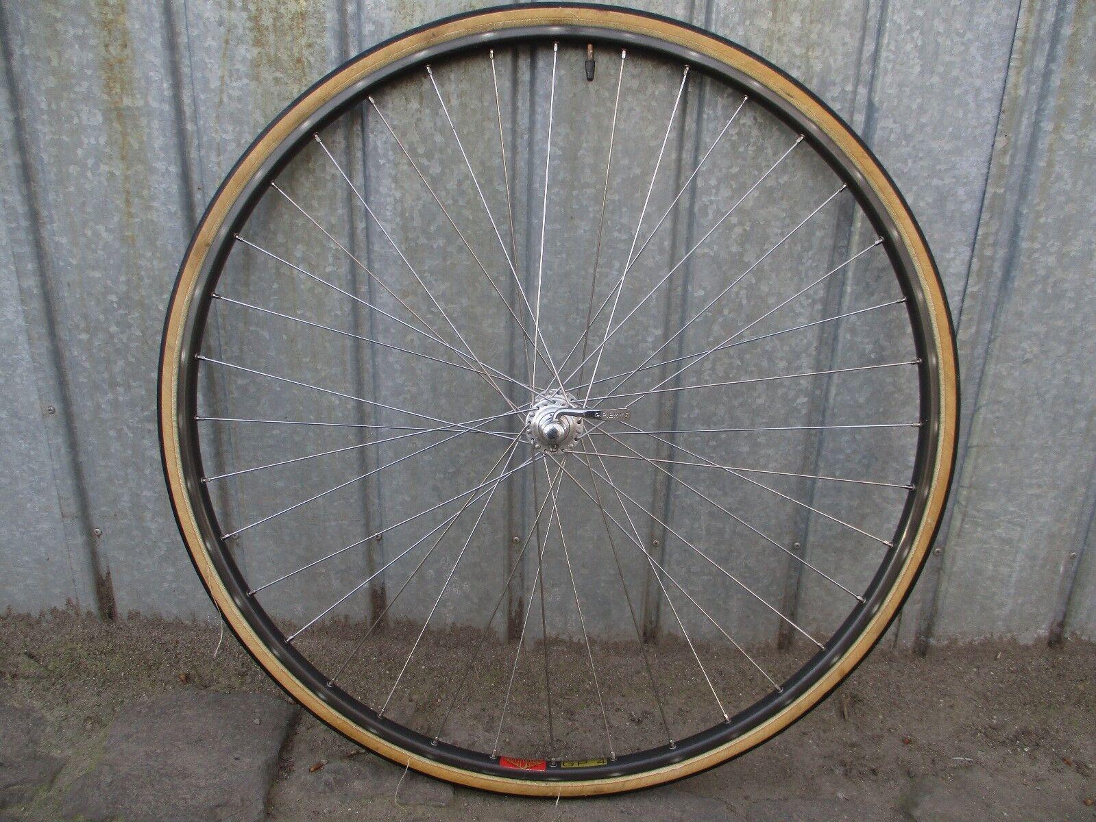 Vintage Gipiemme  Mavic GP 4 Front wheel - 700C