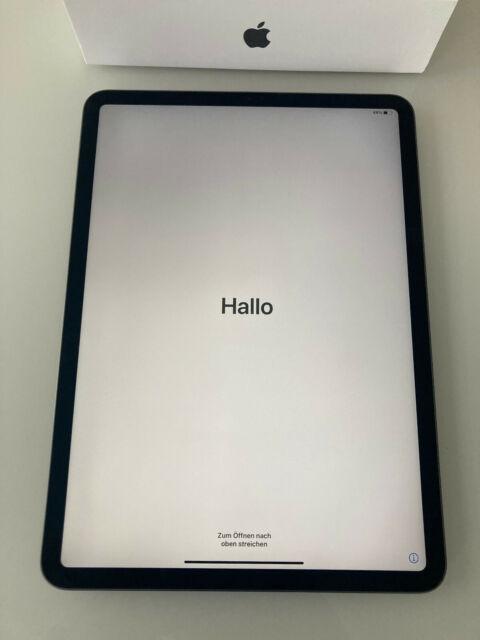 Apple iPad Pro, 2. Gen, 128GB, Wi-Fi, 11 Zoll - Space Grau