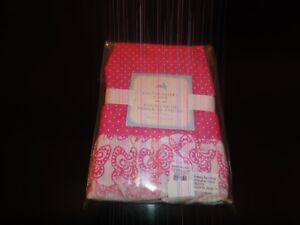 Nwt Pottery Barn Kids Small Pink Tiered Ruffle Butterfly