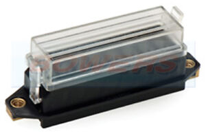 8-Way-Panel-Mount-Montage-montiert-Standard-Blade-Fuse-Box-mit-Deckel