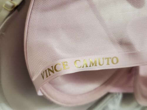 SZ 34C FLORAL//DAWN PINK Details about  /NEW 2 PACK VINCE CAMUTO SMOOTH BAND PUSH-UP BRA