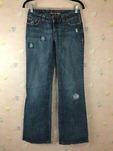 American-Eagle-Women-s-Jeans-Boy-Fit-Flare-Size-0