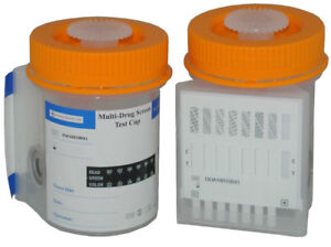 Drug testing kit with urine collection cup integrated 8 in 1 home image is loading drug testing kit with urine collection cup integrated solutioingenieria Choice Image