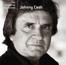 "JOHNNY CASH - ""THE DEFINITIVE COLLECTION"" - MERCURY CD (2008)"