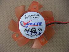 40mm Fan For ATI Radeon VGA Video Card  26*26*20mm Vette A4510M12S-N 003