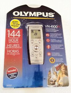 Olympus-VN-4100PC-Digital-Voice-Recorder