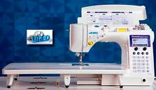 Juki HZL-F600 Computerized Sewing and Quilting Machine. Free Shipping!