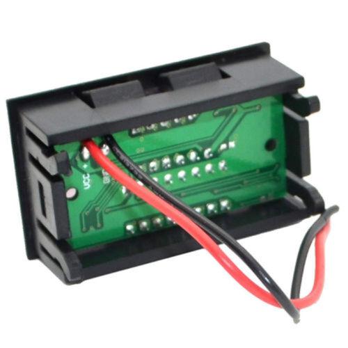 Specializing Dc 12V-60V Led Panel Digital Volt Voltmeter Display Voltmeter