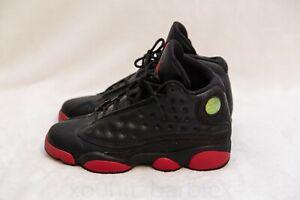 0f0e7a09e5 Nike Air Jordan 13 XIII Retro OG BG Boys Size 5.0Y DIRTY BRED