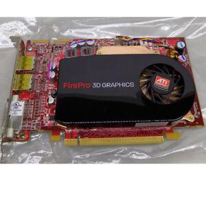 ATI-FirePro-V3750-256MB-Dual-Video-3D-Graphic-Card-PCIe-x16-DisplayPort-DVI