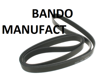 Serpentine Belt for Nissan Rogue 08-13 2.5L L4 Bando WD EXPRESS 67651071241 NEW