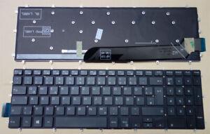 Tastatur Dell Latitude Vostro 5587 7570 7580 G5 5587 Backlit Keyboard