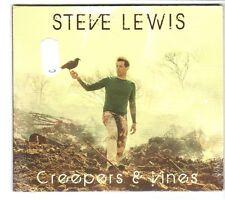 (GL910) Steve Lewis, Creepers & Vines - 2015 Sealed CD