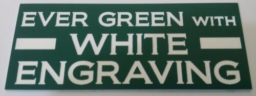 Grey Water Sign Plaque available 7 sizes 30 colours Outdoor UV Rated Reclaimed