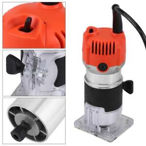 110V-Electric-Manual-Trimming-Machine-Wood-Router-Woodworking-Tools-30000RPM