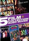 5 Film Collection Music Movies Collection - Region 1