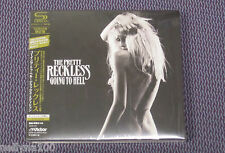 """THE PRETTY RECKLESS """"GOING TO HELL"""" JAPAN SHM-CD +DVD +3 *SEALED*"""