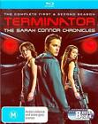 Terminator The Sarah Connor Chronicles Seasons 1 2 BLR Region 4