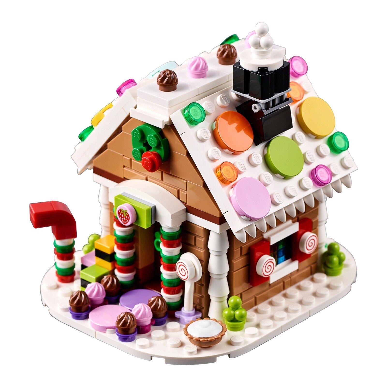 2015 LEGO Exculsive Set - Holiday Gingerbread House Set 40139   - READ   la migliore offerta del negozio online