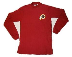 Washington redskins long sleeve shirt mock turtleneck big for Big and tall mock turtleneck shirt