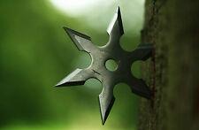 Framed Print - Ninja Death Star/Shuriken Sticking in a Tree (Picture Poster Art)