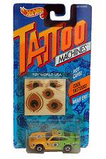 1993 Hot Wheels Tattoo Machines Eye-Gor Porsche
