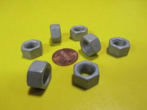 Image Is Loading Grade 8 Steel Armor Coat Hex Nut RH